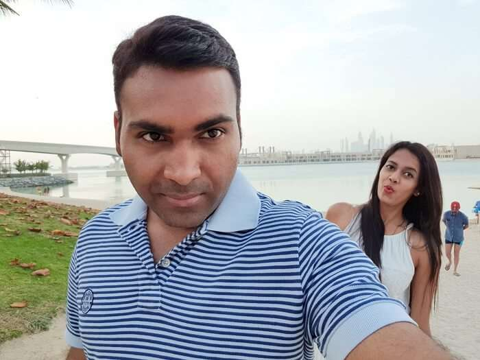 Honeymoon trip to Dubai