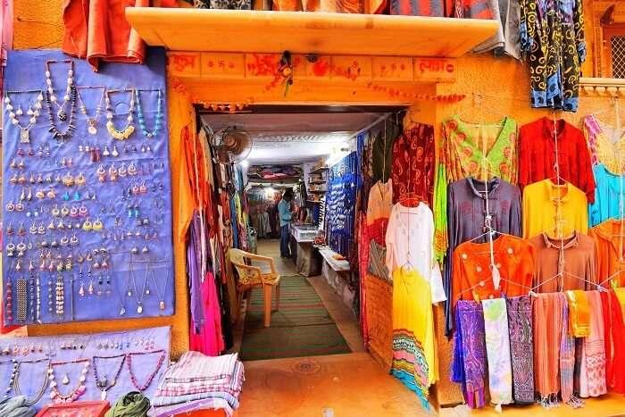 Sonaron Ka Baas, Jaisalmer
