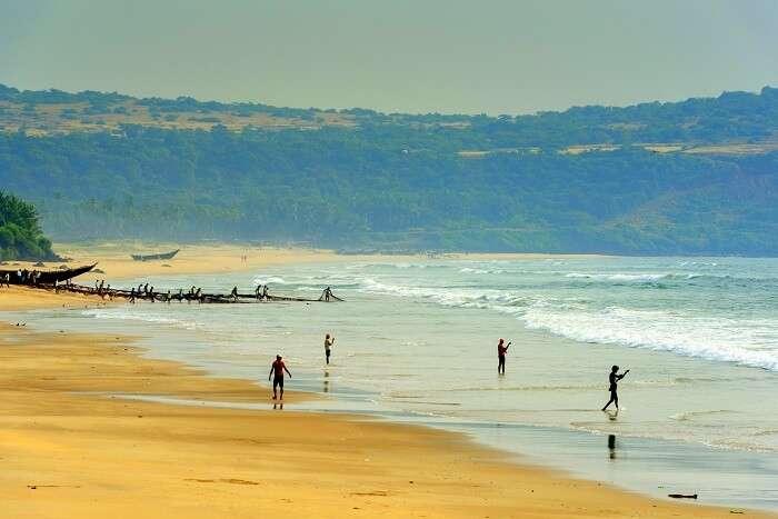 Kunkeshwar Beach Ratnagiri