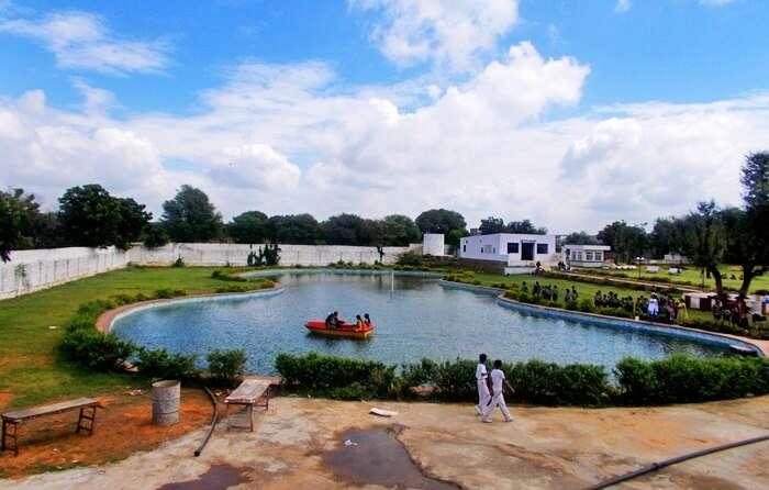 Mauj Mahal Water Park