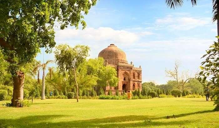 Fort in Sunder Nursery Delhi