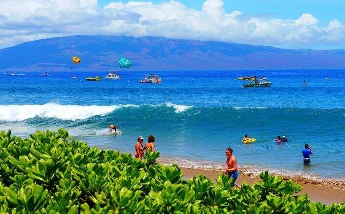 Ka'anapali Beach, Lahaina, Hawaii