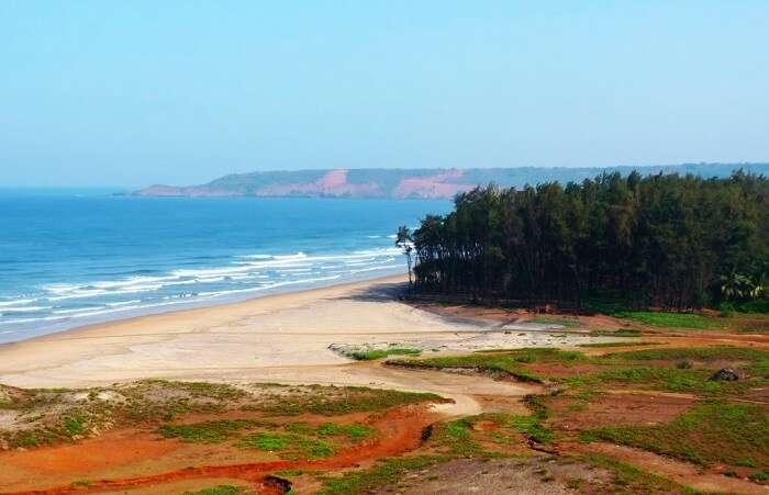 Aare Ware Beach Ratnagiri