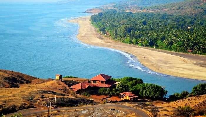 Anjarle Beach Ratnagiri