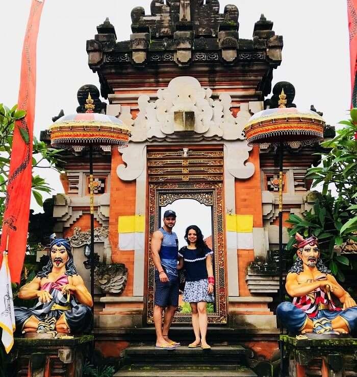 Romantic Bali Honeymoon
