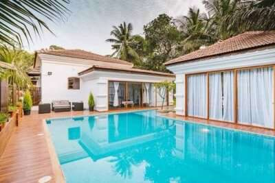 Capri Villa in Goa
