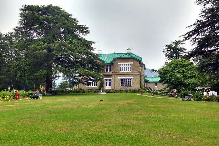 Chail near Shimla in Himachal