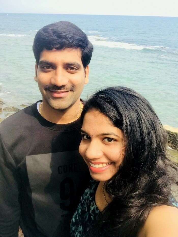 Couple in Port Blair, Andaman
