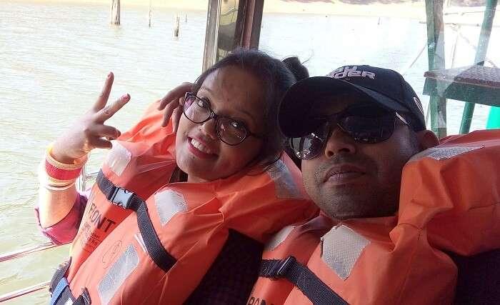 boat ride in thekkady
