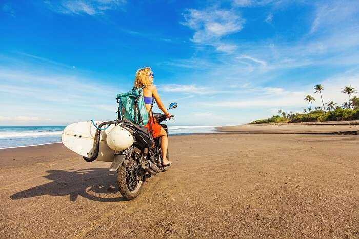 Female Trippers, Don't Hesitate To Go Solo in sri lanka