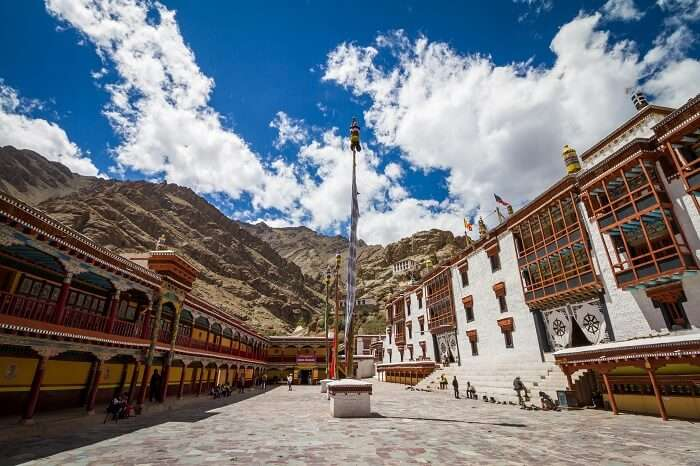 View Of Hemis