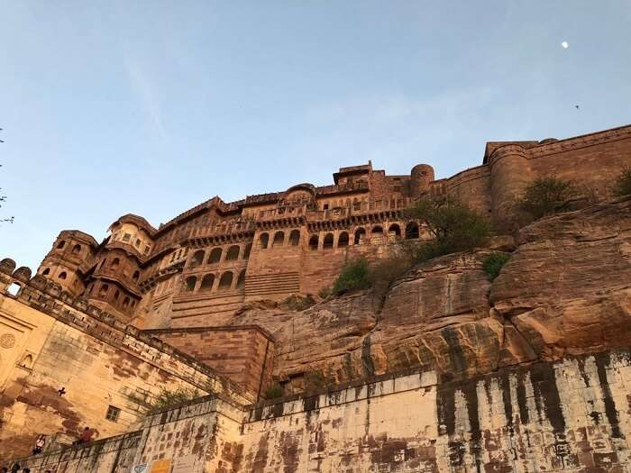 fort of mehrangarh