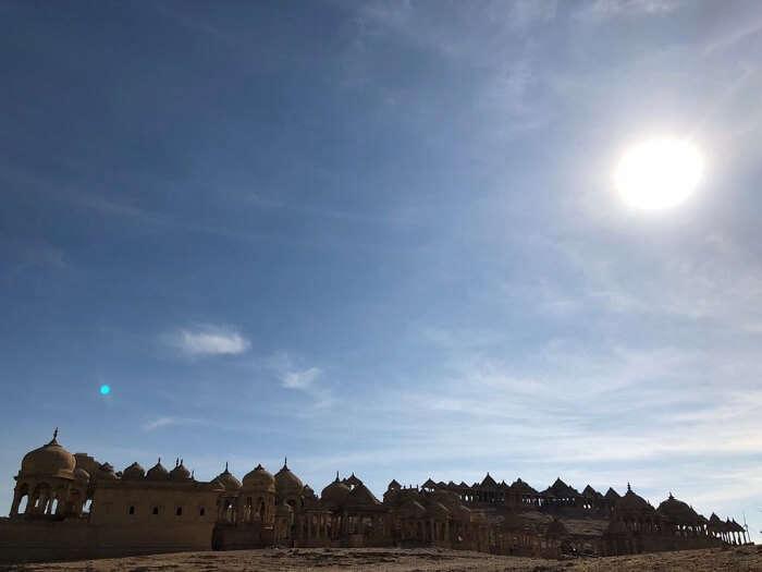 jaisalmer fort visit