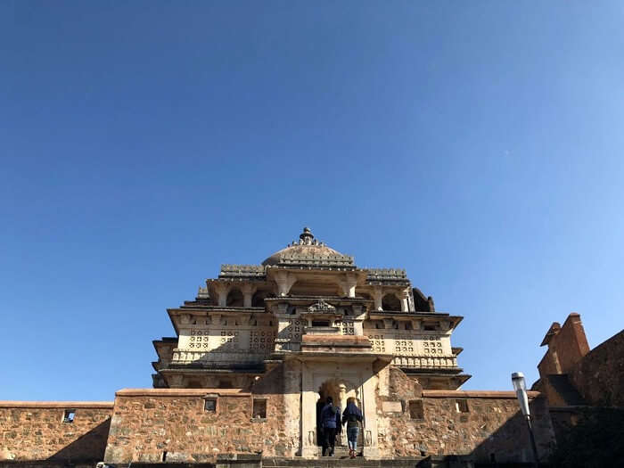 places to see in Kumbhalgarh Fort