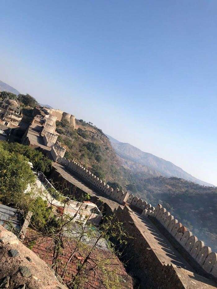 visit to Kumbhalgarh Fort