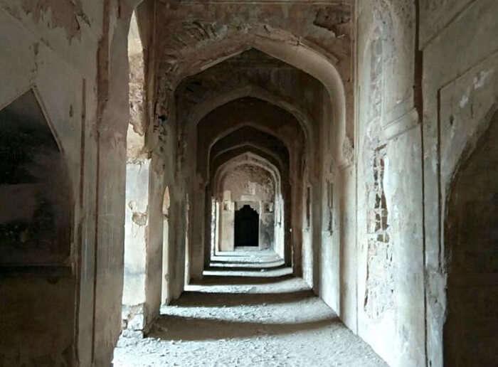 Inner Bhangarh