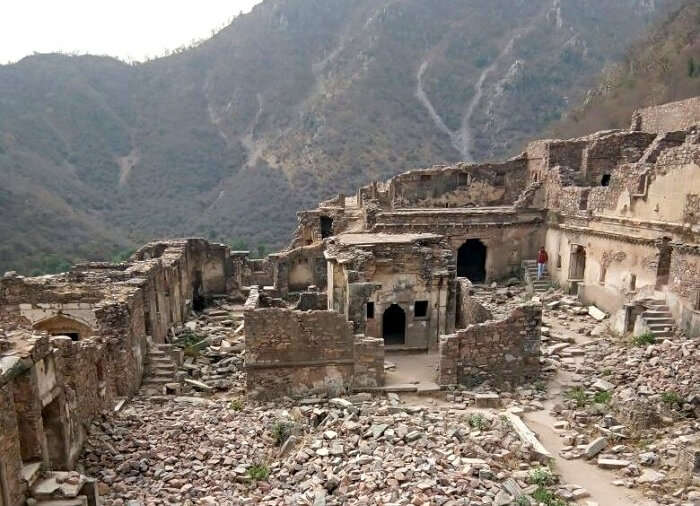 Sightseeing of Bhangarh