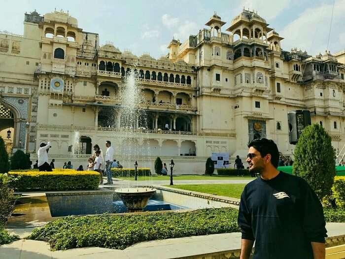 sightseeing in jaipur
