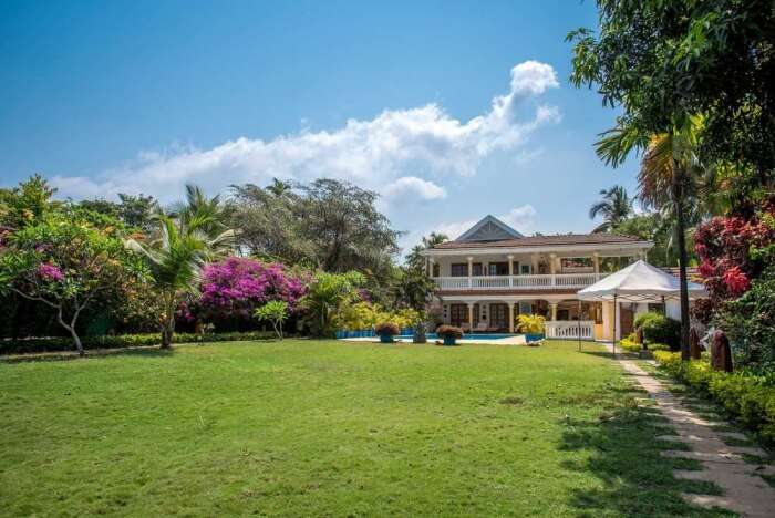 La Cote Villa in Goa