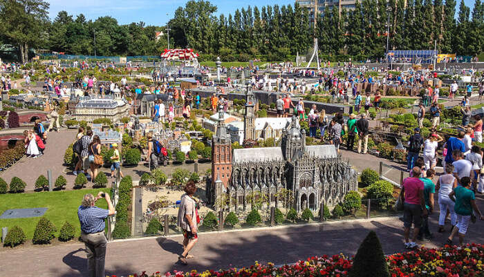 Madurodam In Netherlands