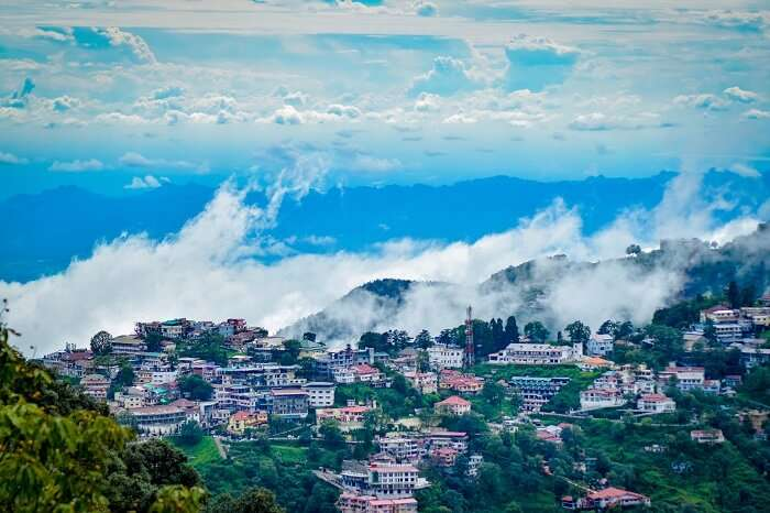 visit Mussoorie, one of the best hill stations near Dehradun