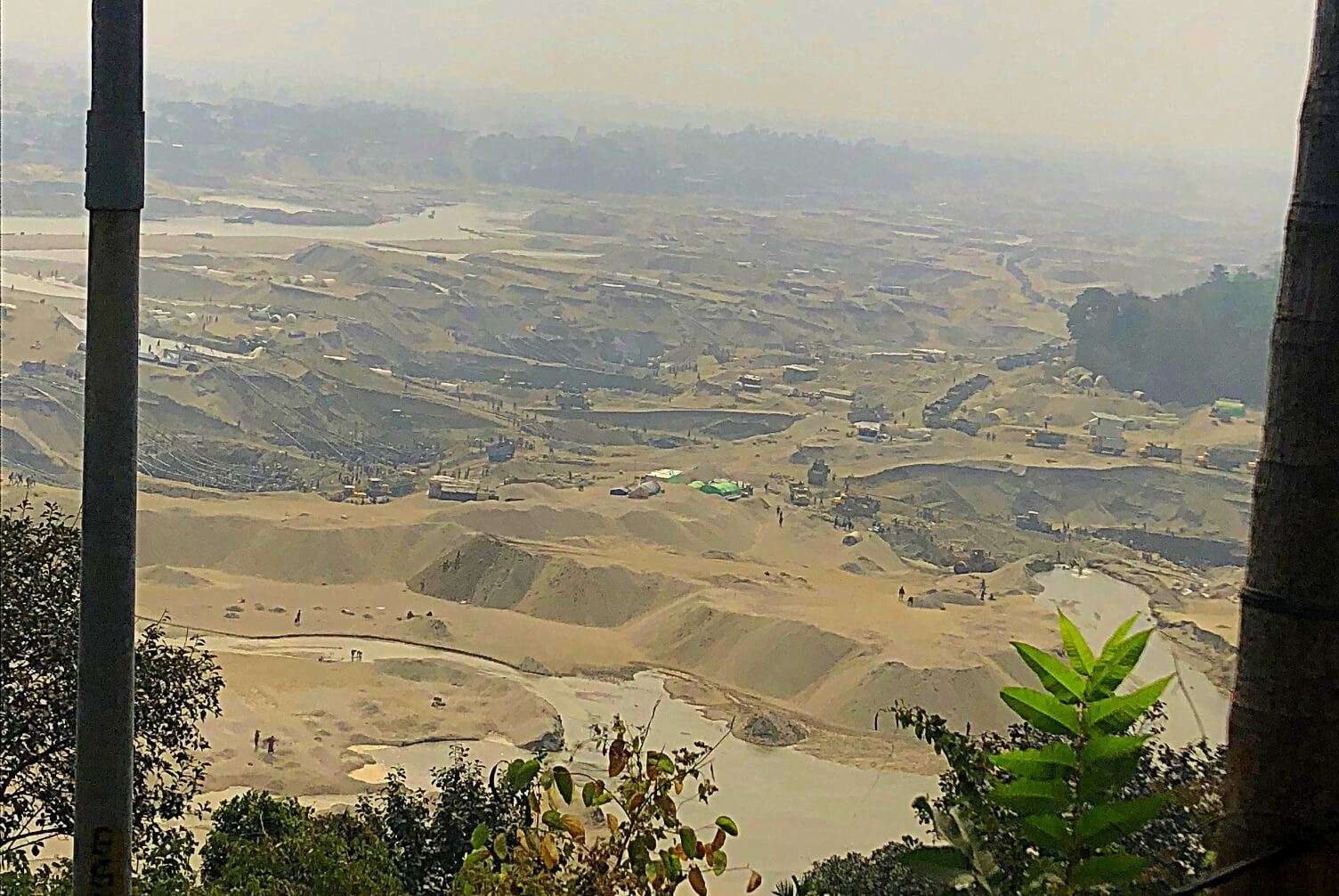 North east of Khasi hills