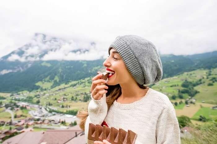 Swiss chocolate adventure experience