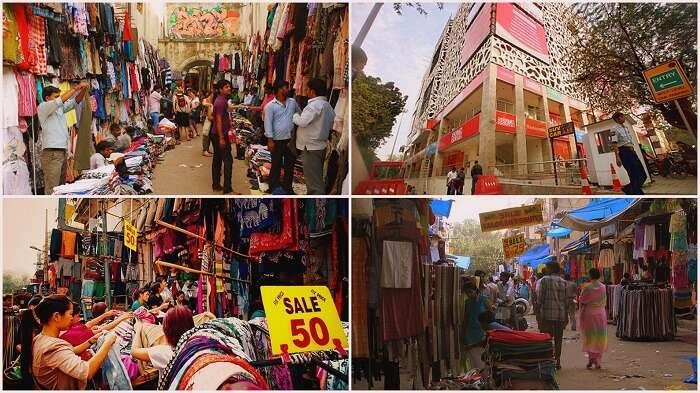 Sarojini Market, Delhi