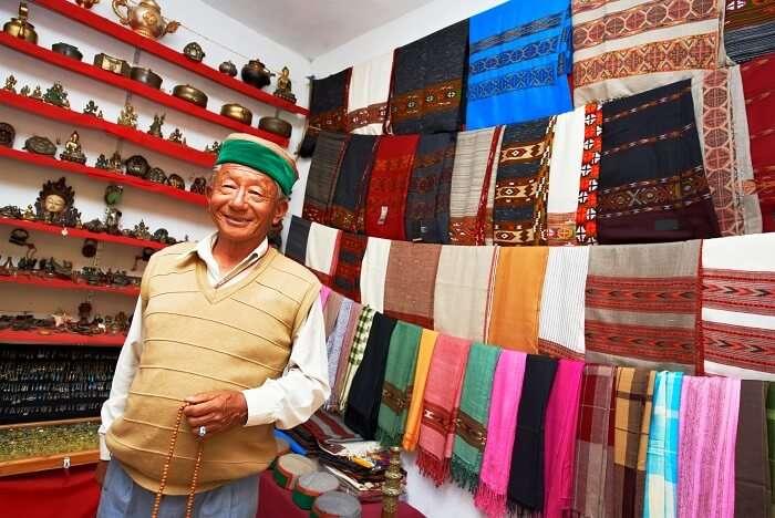 Tibet Walk, Ooty