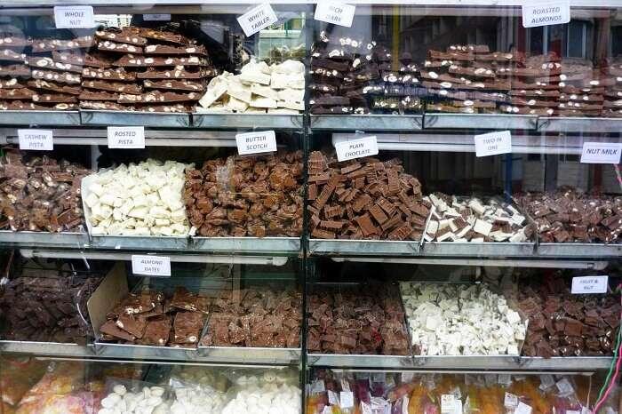 Tibet Walk chocolates, Ooty