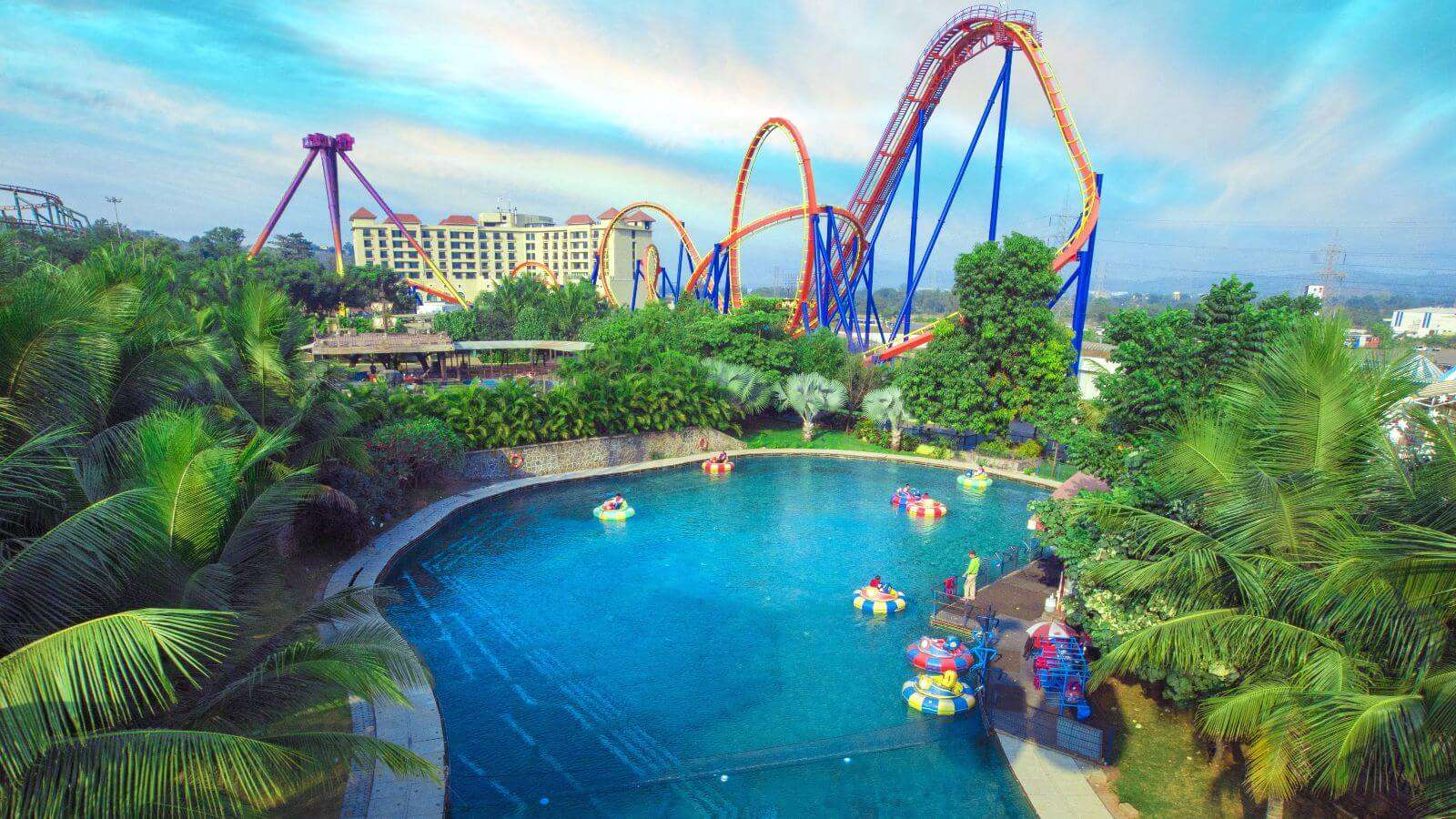 Adlabs Imagica in Pune