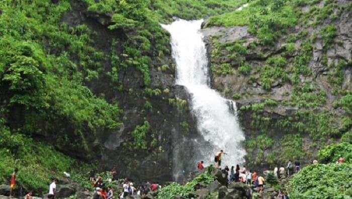 bhivpuri waterfalls