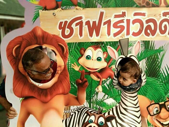 bangkok safari adventure