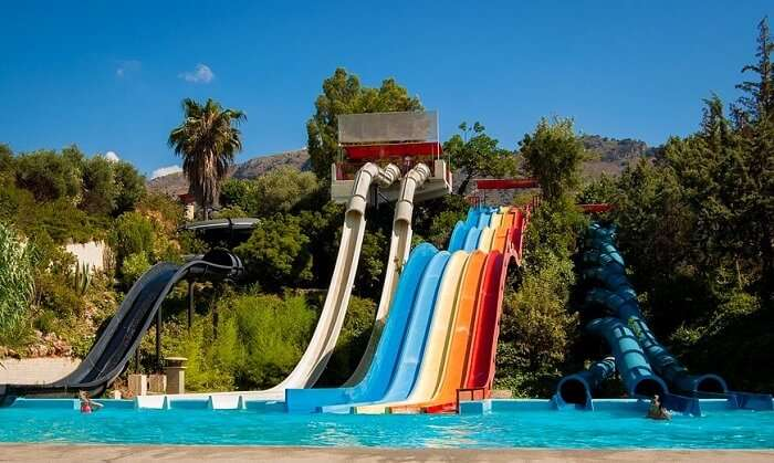 dream valley resort water park