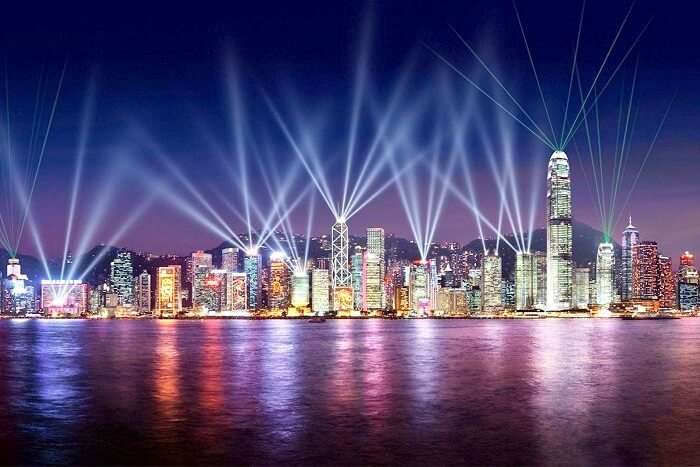 Hong Kong-3rd most searched destination for easter