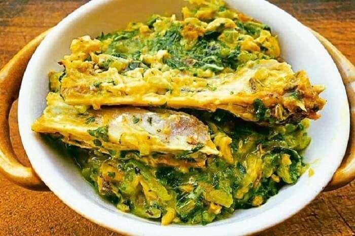 Assamese food khaar