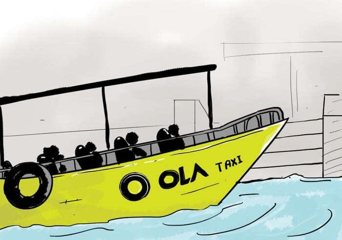 ola boat service in guwahati