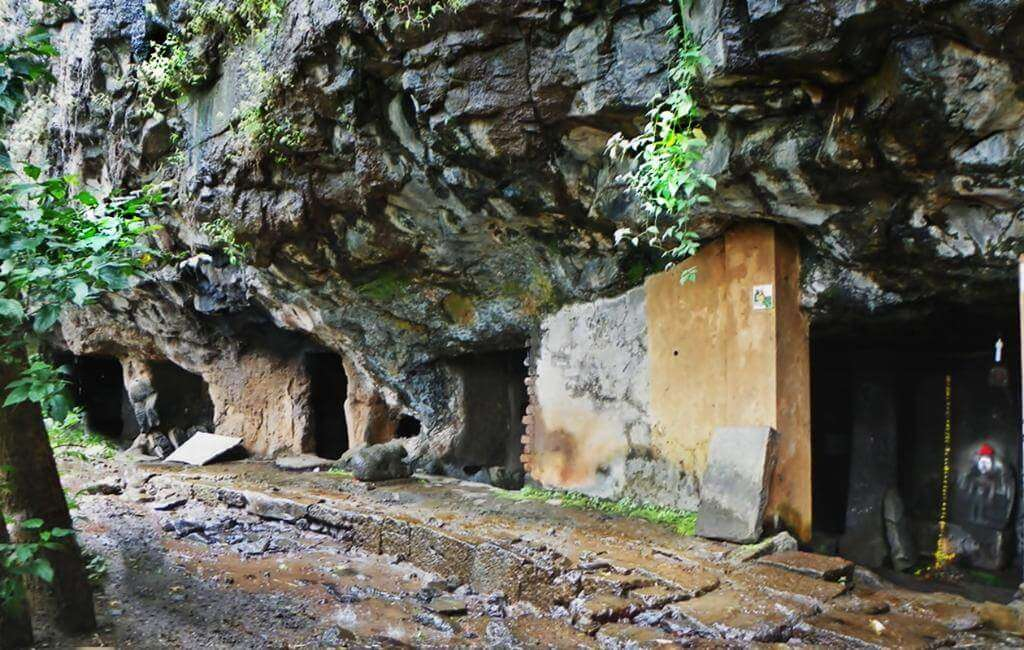 Rajpuri caves in Panchgani