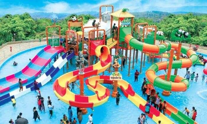 WonderLa Water Park