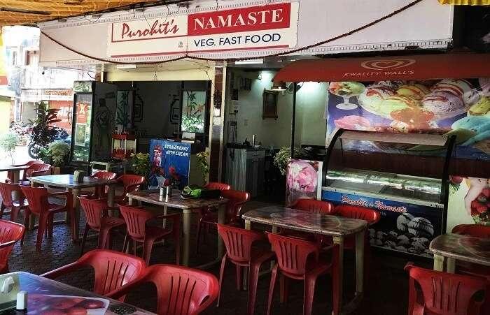 Restaurants in Panchgani