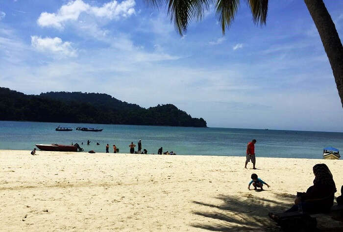 Langkawi beaches