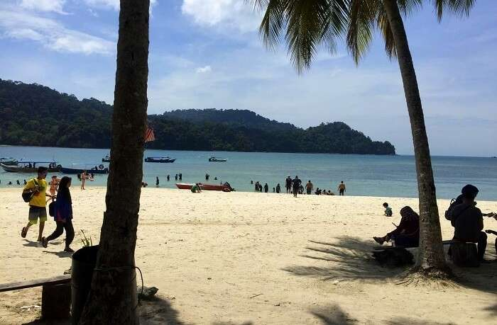 Beaches of Langkawi