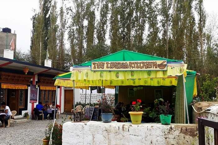 The Tibetan Kitchen