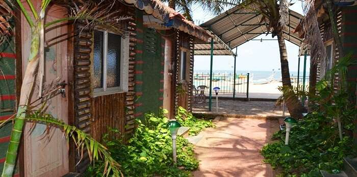 Malvan resorts