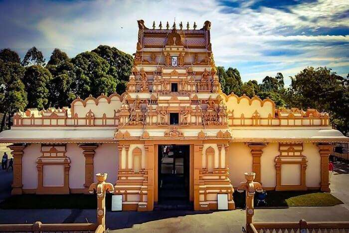 Sydney Murugan Temple