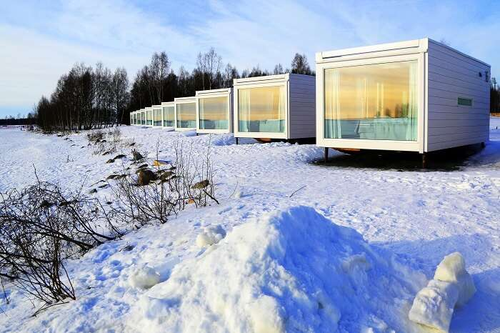 Finland Honeymoon In Kemi