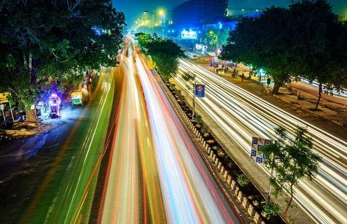 Delhi highways