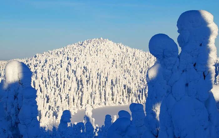 Kuusamo, Finland