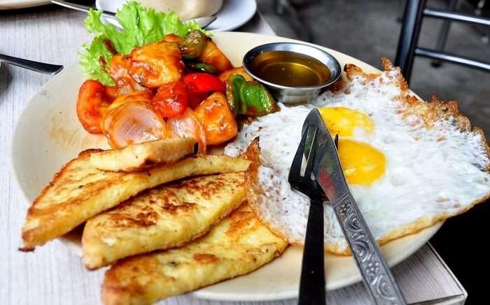 Restaurants in Leh