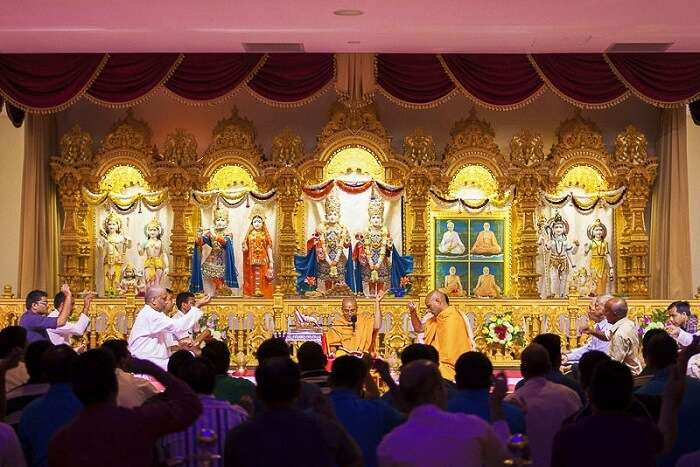 BAPS Shri Swaminarayan Mandir Sydney